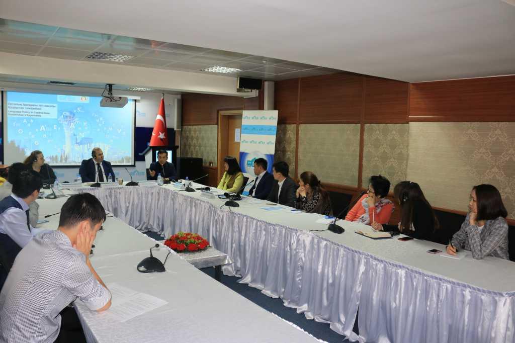 Hoca ahmet yesevi uluslararasi türk-kazak üniversitesi